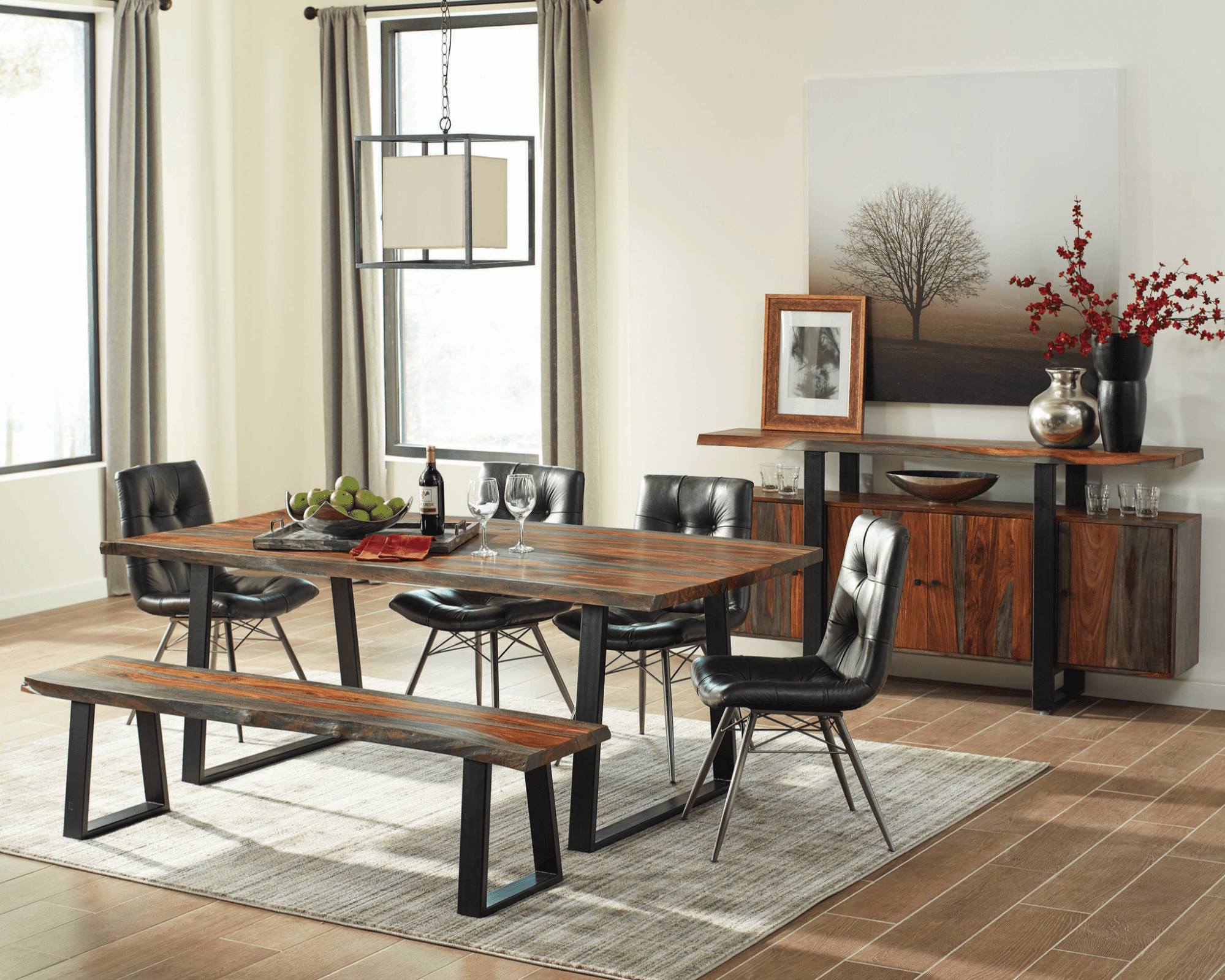 Modern dining tables: The best design elements and styles