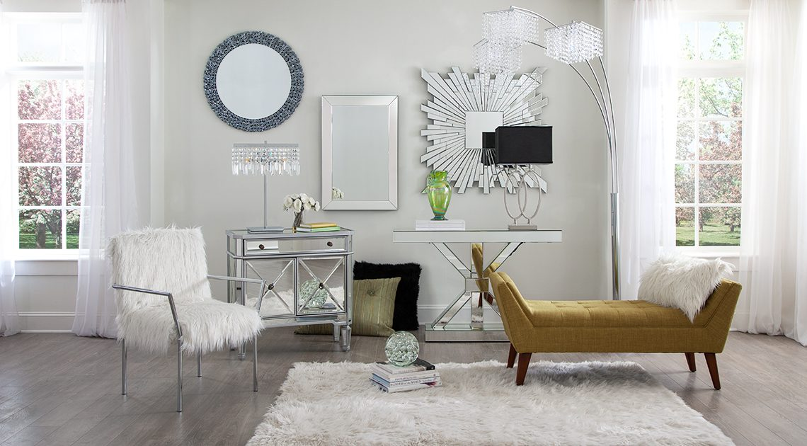 Decorating your home can be a real challenge especially when you are trying to tie a room together with accents such as a chair, cabinet, or bench.