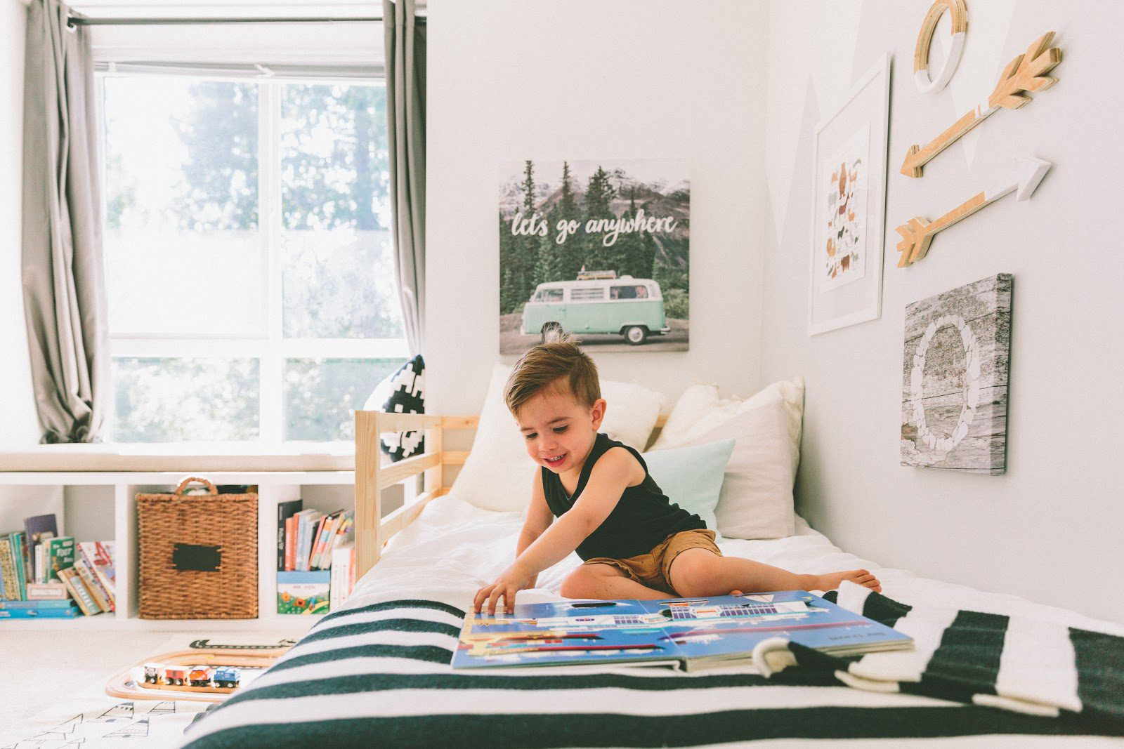 Learn how to design a dream space on a budget with these useful tips and techniques for buying kids' bedroom furniture.