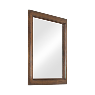 Elk Grove Rectangular Mirror Vintage Bourbon