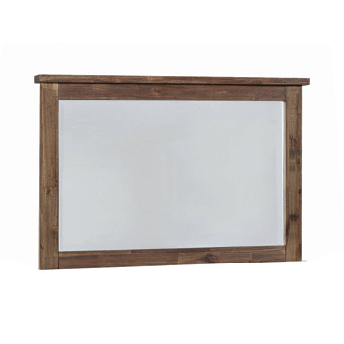 Sutter Creek Rectangular Mirror Vintage Bourbon