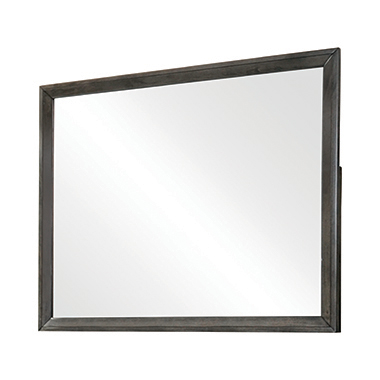 Serenity Rectangular Dresser Mirror Mod Grey