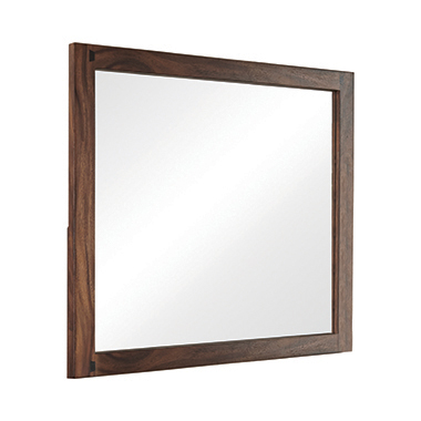 Winslow Mirror Smokey Walnut