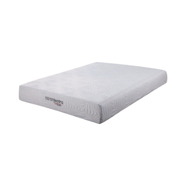 Key Full Memory Foam Mattress White