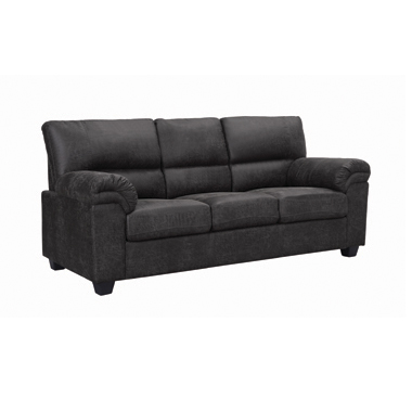 Ballard Pillow Top Upholstered Sofa Charcoal
