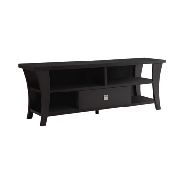 1-drawer TV Console Cappuccino