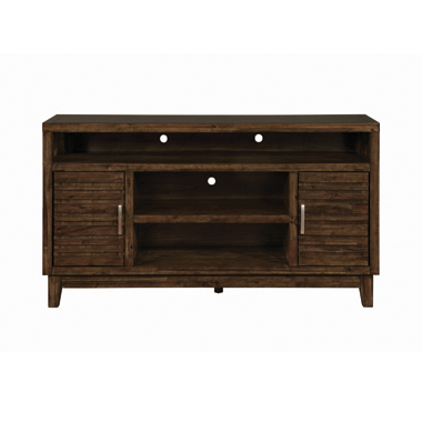 2-door TV Console Rustic Mindy
