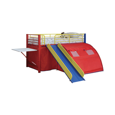 Tent Loft Bed Multi-color