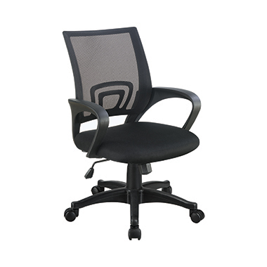 Mesh Back Office Chair Black