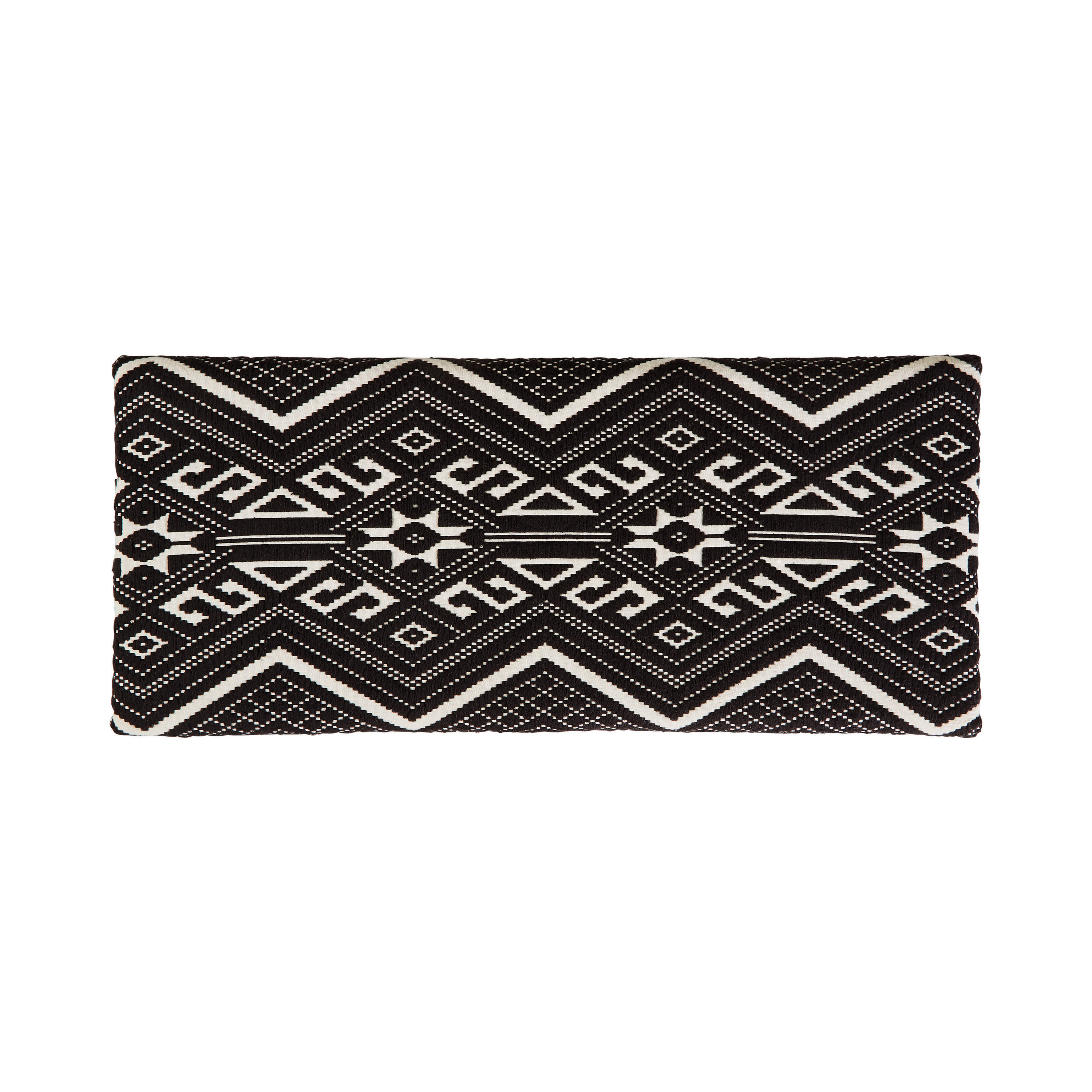 Upholstered Storage Bench Black And White Coaster Fine Furniture