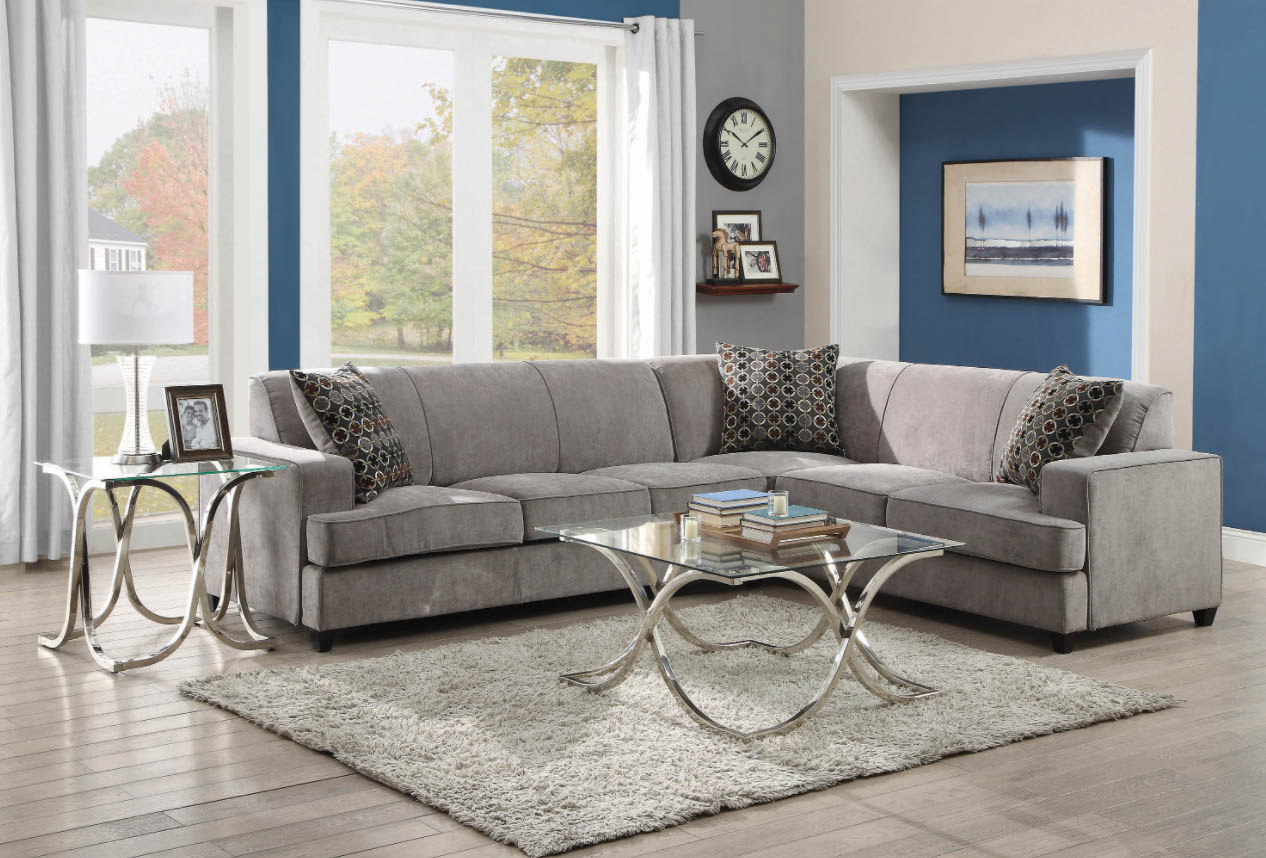 For a multifunctional piece of furniture that has as much style as substance, it's hard to beat a sectional sleeper sofa.